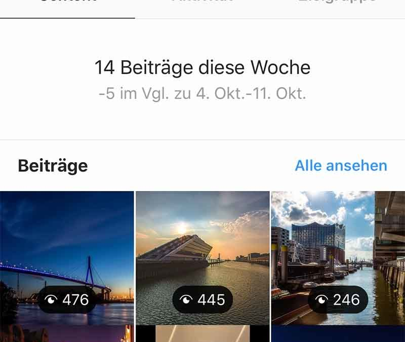 Instagram Insights Tutorial