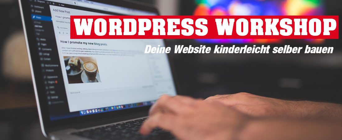 Wordpress Workshop Hamburg / Neu Wulmstorf